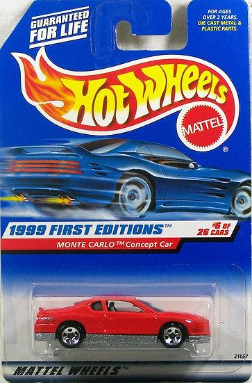 HW99-910(a) .. Monte Carlo Concept Car