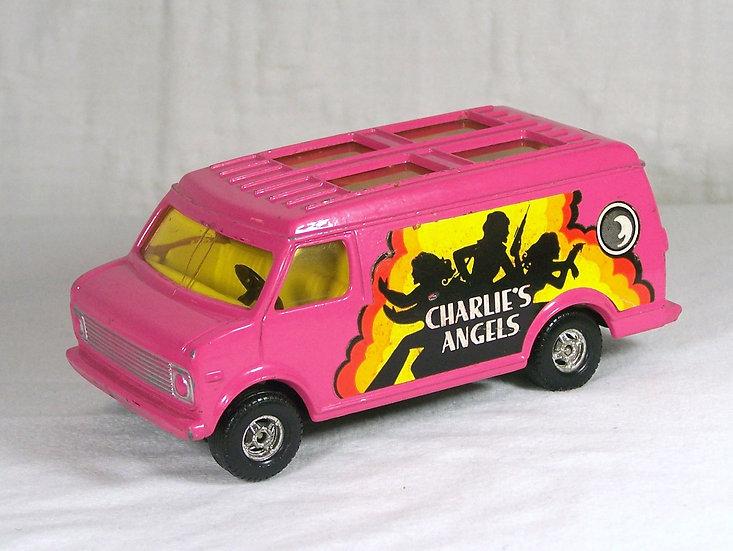 Corgi 434 .. Charlies Angels Van