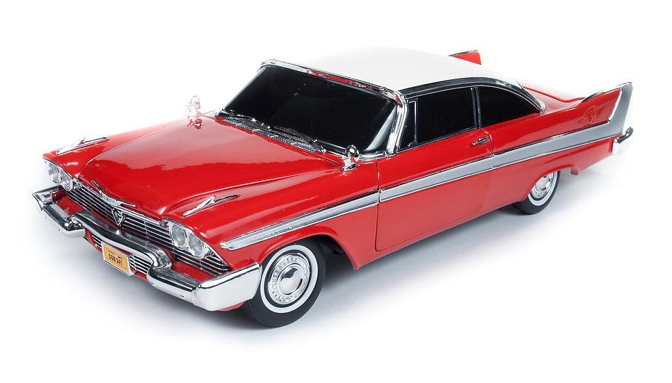 1:18 AWSS102 .. 1958 Plymouth Fury - Christine