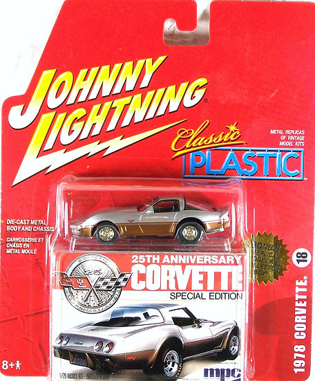 JL 50401-18 .. 1978 Corvette