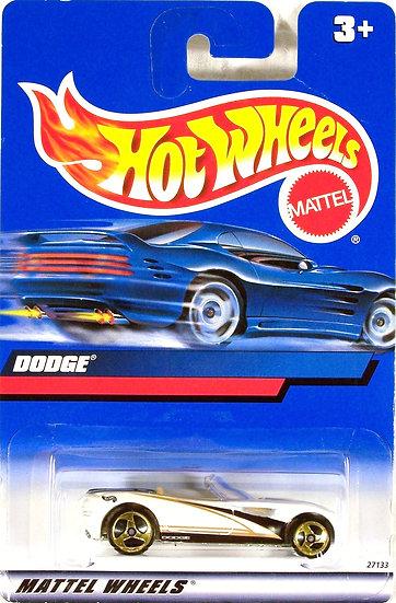 HW00-167(b) .. Dodge Concept Car