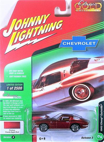 JLCG015-2B .. 1963 Chevy Corvette