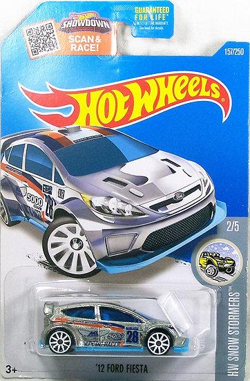 HW16-157 .. '12 Ford Fiesta