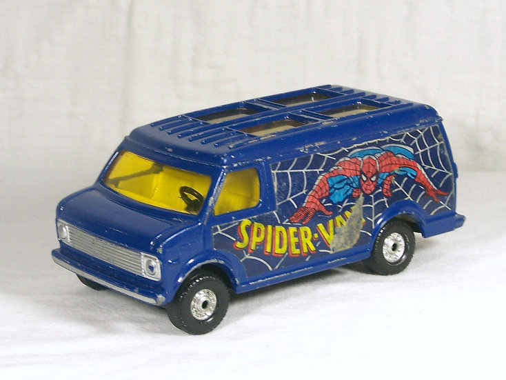 CORGI 436 .. Spiderman Van