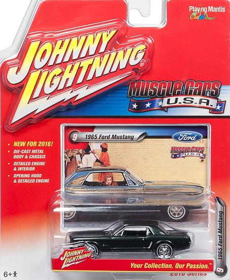 JLMC002-9A .. 1965 Ford Mustang