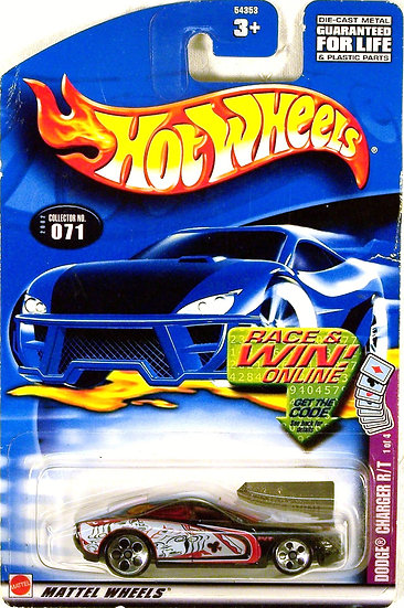 HW02-071 .. Dodge Charger R/T