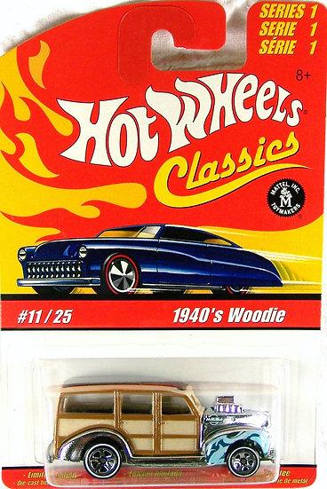 HWC05-11(g) .. 1940's Woodie