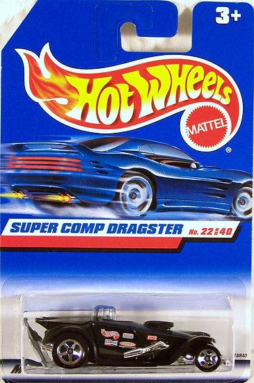 HW98-655(a) .. Super Comp Dragster