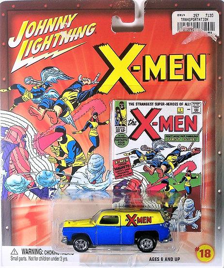JL 313-02-18 .. '54 Chevy Panel Van