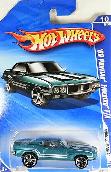 HW10-096 .. '69 Pontiac Firebird T/A