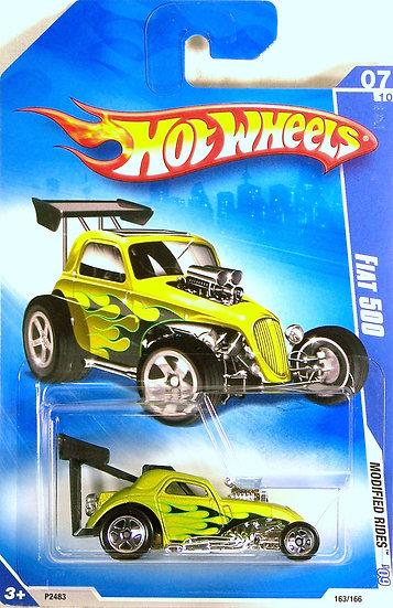 HW09-163 .. Fiat 500