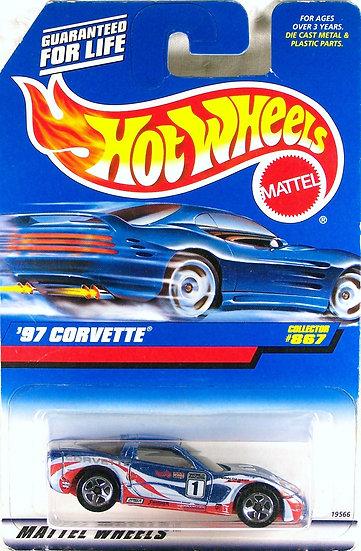 HW98-867 .. '97 Corvette