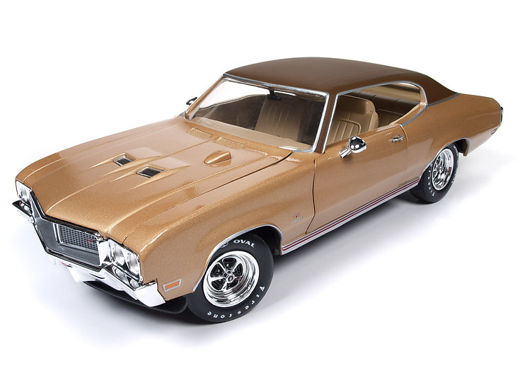 1:18 AMM1105 .. 1970 Buick GS Stage 1
