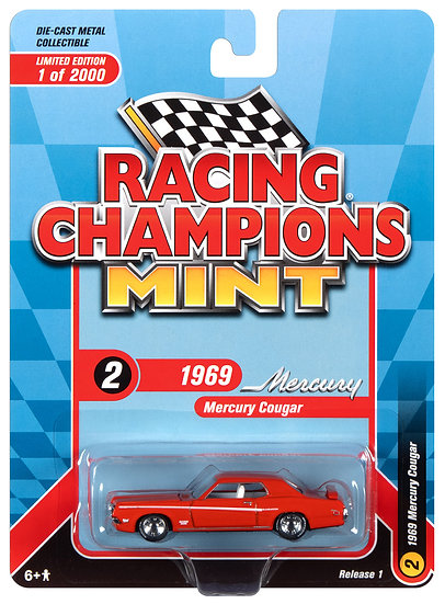 RC012-2 .. 1969 Mercury Cougar