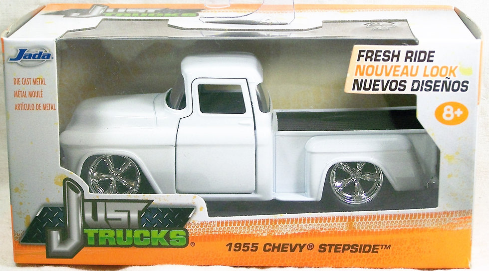 1:43 Jada .. 1955 Chevy Stepside