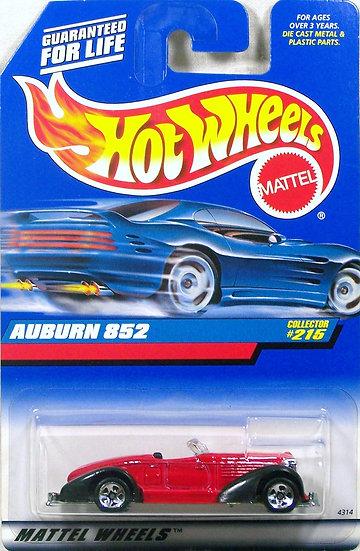 HW98-215 .. Auburn 852