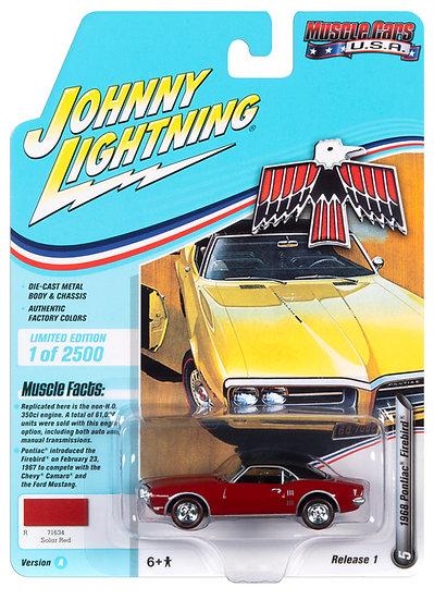 JLMC022-5A .. 1968 Pontiac Firebird