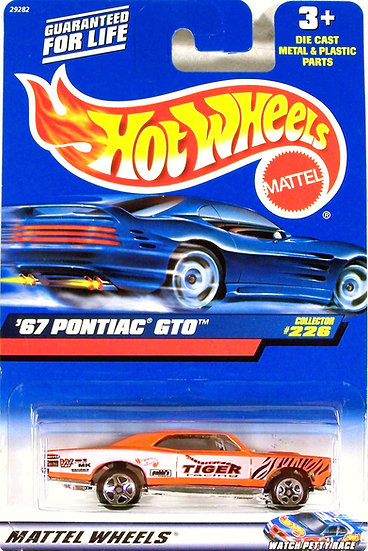 HW00-226 ..  '67 Pontiac GTO