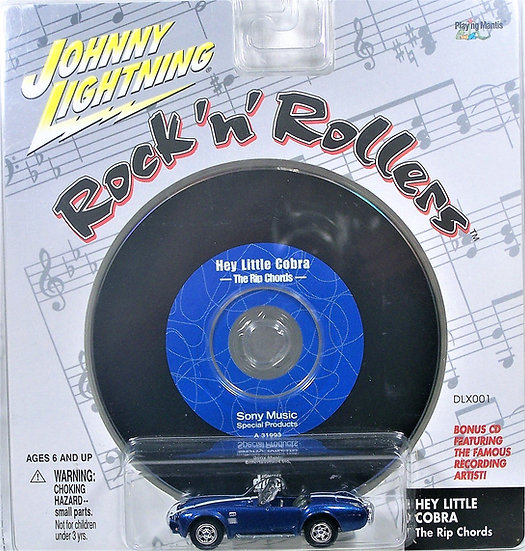 JL 296-01-5 .. Ford AC Cobra