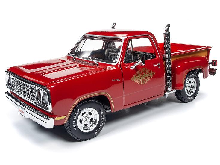 """1:18 AMM1194 .. 1978 Dodge """"Li'l Red Express"""""""