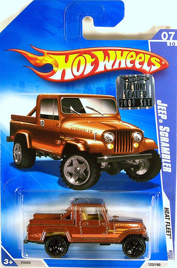 HW09-123(a)* .. Jeep Scrambler