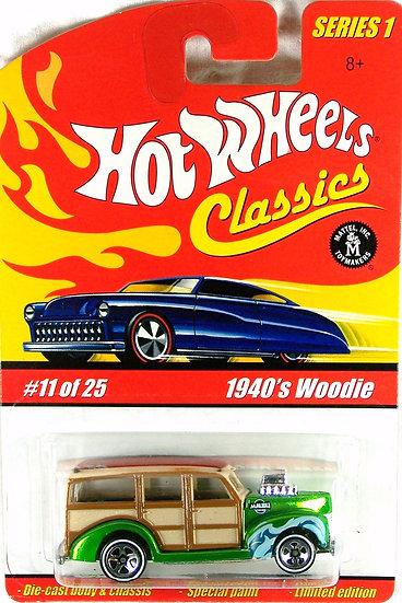 HWC05-11(d) .. 1940's Woodie