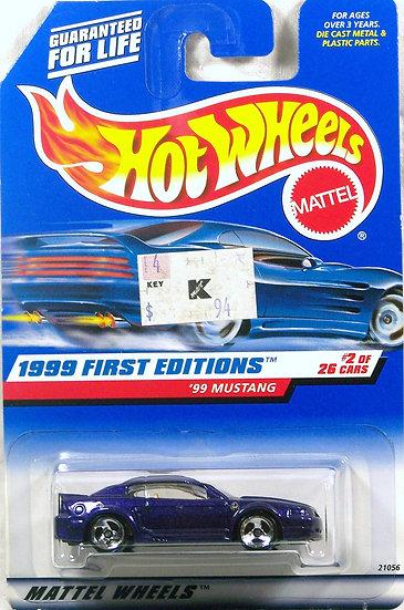 HW99-909(a) .. '99 Mustang