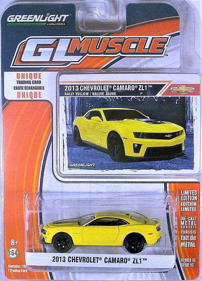 GL M13-6 ..  2013 Chevrolet Camaro ZL1