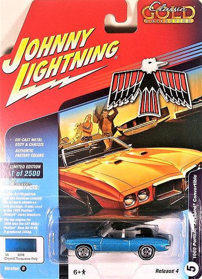 JLCG016-5B .. 1969 Pontiac Firebird Convertible