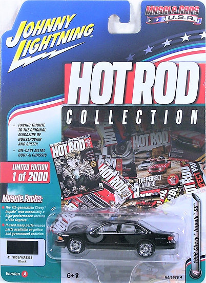 JLMC007-4A .. 1996 Chevy Impala SS