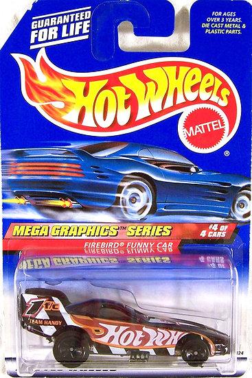 HW99-976 .. Firebird Funny Car