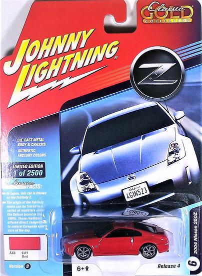 JLCG016-6B .. 2004 Nissan 350Z