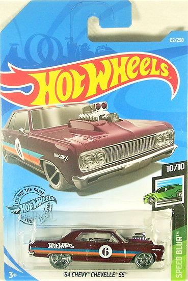 HW19-062(b) .. '64 Chevy Chevelle SS