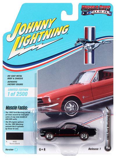 JLMC022-2A .. 1965 Ford Mustang GT
