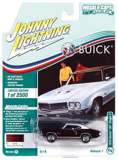JLMC025-2B .. 1970 Buick GS Stage 1