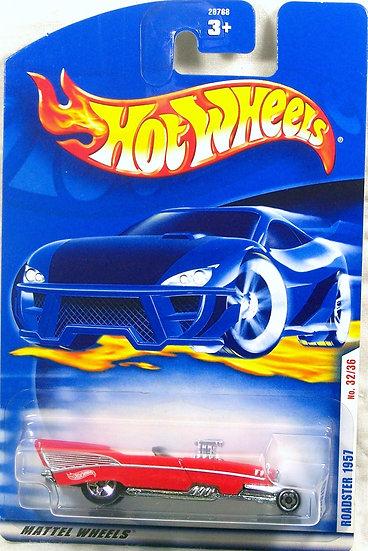 HW01-052(a) ..'57 Roadster