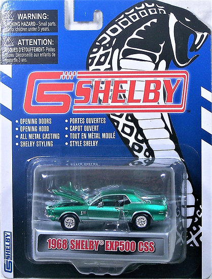 SC 002 .. 1968 Shelby EXP 500 CSS
