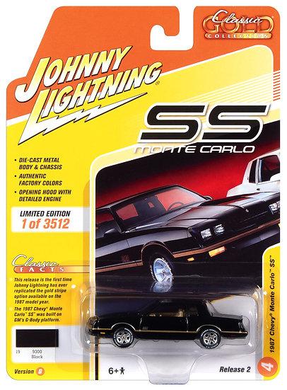 JLCG022-4B .. 1987 Chevy Monte Carlo SS
