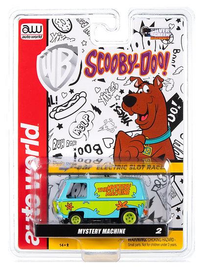 SC358-2 .. Scooby-Doo Mystery Machine