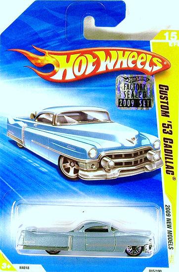 HW09-015(c)* .. Custom 53 Cadillac