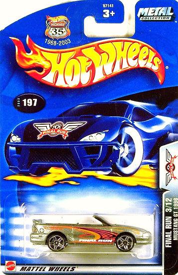 HW03-197 .. 1996 Mustang GT