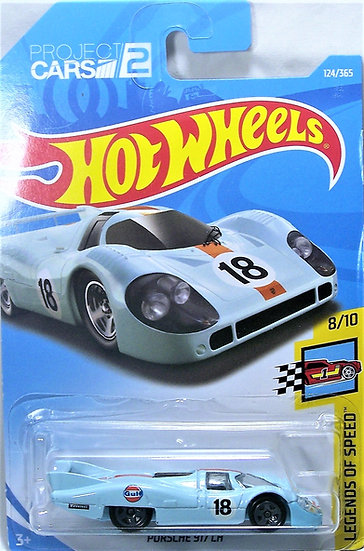 HW18-124 .. Porsche 917 LH