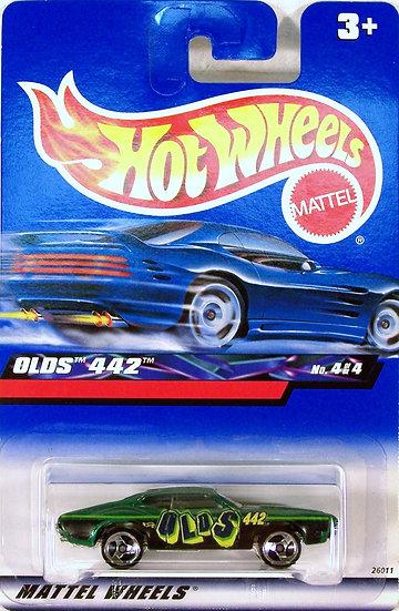 HW00-012 .. Olds 442