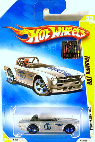 HW09-033(a)* .. Triumph TR6