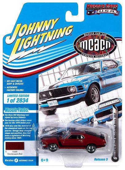 JLMC024-6B .. 1970 Ford Mustang Boss 302