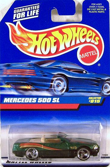 HW98-815 .. Mercedes 500SL
