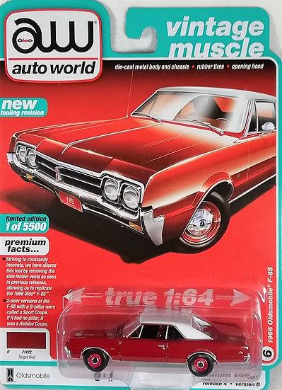 AW64232-6B .. 1966 Oldsmobile F-85