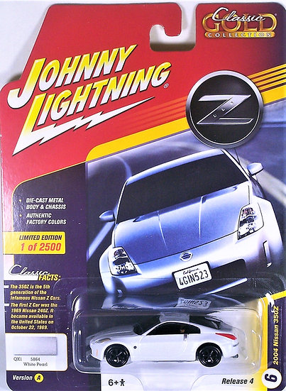 JLCG016-6A .. 2004 Nissan 350Z