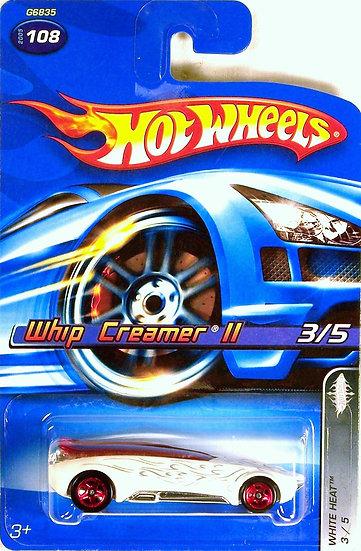 HW05-108(a) .. Whip Creamer II