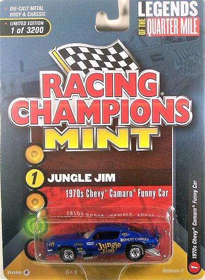 RC008-1A .. Jungle Jim 1970's Chevy Camaro FC